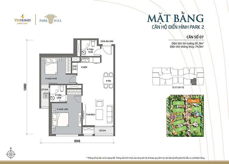 Vinhomes Times City Park 2 can 7